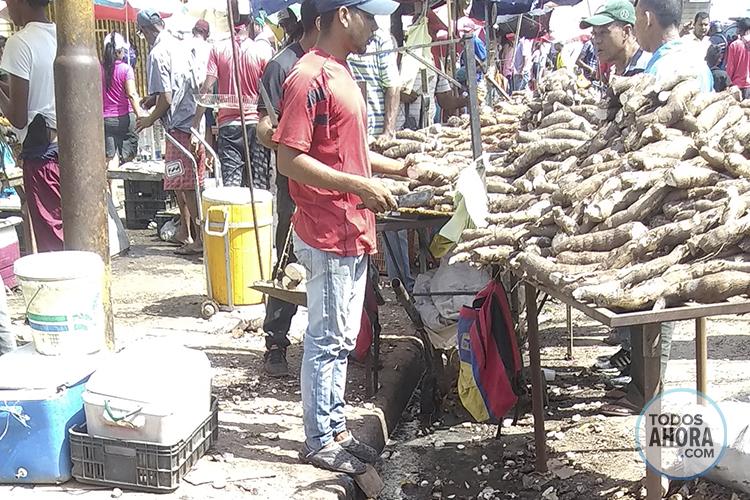 Mercado municipal de Anzóategui