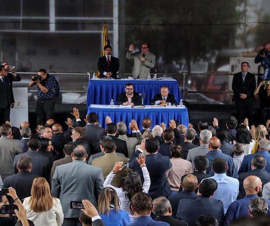 ¿POR QUÉ EL TSJ EN EL EXILIO ES EL VERDADERO GARANTE DE LA JUSTICIA EN VENEZUELA?