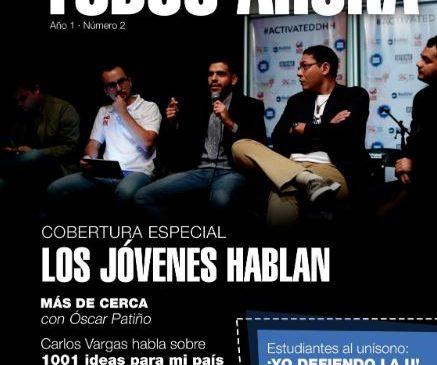Revista N°2 | LOS JÓVENES HABLAN