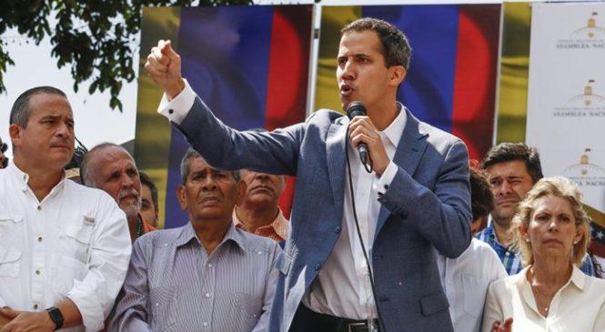 Juan Guaidó: Me apego a los artículos 333, 350 y 233 para lograr el cese de la usurpación y convocar elecciones libres con la unión del pueblo, FAN y comunidad internacional