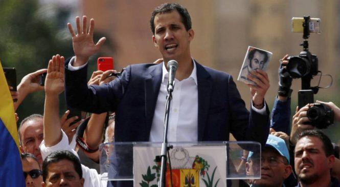 Otro 23 de enero histórico en Venezuela