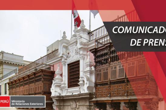 Medidas adoptadas por el Gobierno del Perú ante el inicio del ilegítimo periodo presidencial de Nicolás Maduro