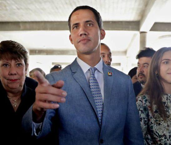 Guaidó ratifica su apoyo a la juventud venezolana
