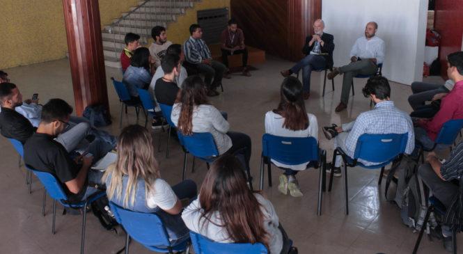 Quiero un país presenta Un Encuentro Con El Cambio en Universidades