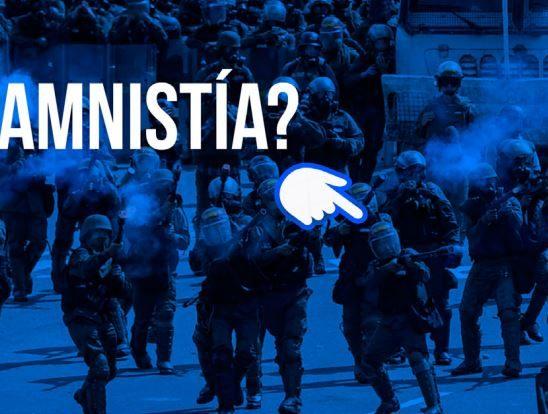 Acceso a la Justicia: Ley de Amnistía debe estar apegada a la Constitución y al Derecho Internacional