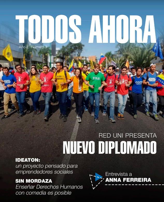 Revista N°3 |»La Red Uni Presenta Nuevo Diplomado En Derechos Humanos»