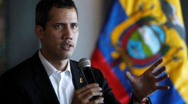 Guaidó anuncia medida para la extensión de la vigencia de pasaportes venezolanos
