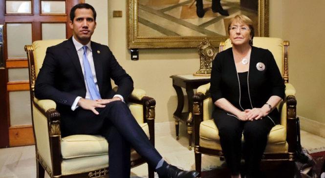 Dos miembros del Alto Comisionado de la ONU permanecerán en Venezuela para monitorear la crisis actual