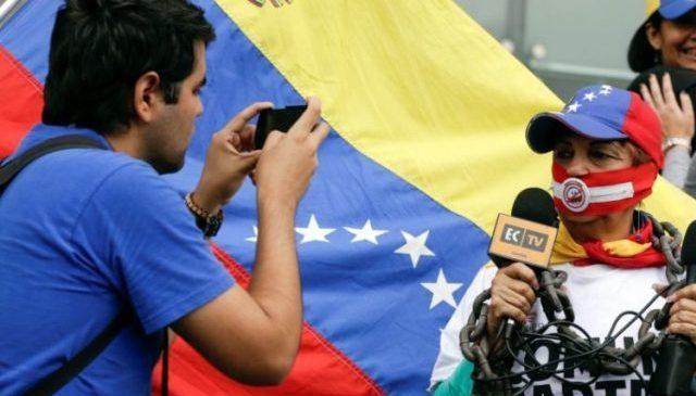 Durante el mes de mayo Espacio Público registró 114 casos de violaciones al derecho a libertad de expresión en Venezuela