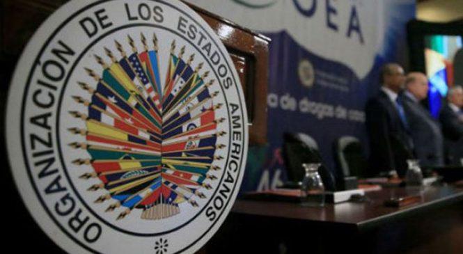 Grupo de Lima planea demostrar su apoyo a Guaidó en la Asamblea General de la OEA