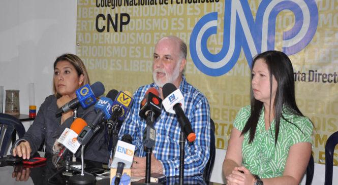 Colegio Nacional de Periodistas anuncia servicios de asesoría legal y gratuita para los agremiados