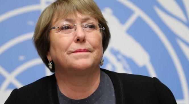 La alta comisionada de la ONU visitará Venezuela del 19 al 21 de junio