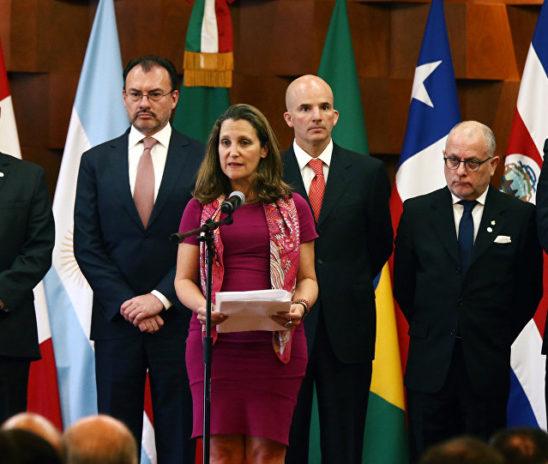 Diferencias en la comunidad internacional no permiten la construcción de un acuerdo sobre Venezuela