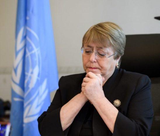 Michelle Bachelet pide que se lleve a cabo las investigaciones correspondientes sobre el caso del capitán Acosta Arévalo
