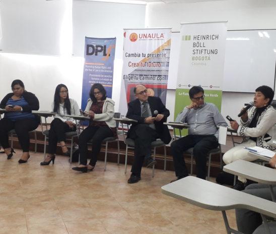 En Medellín se realizó conversatorio sobre riesgos de la minería en América Latina.