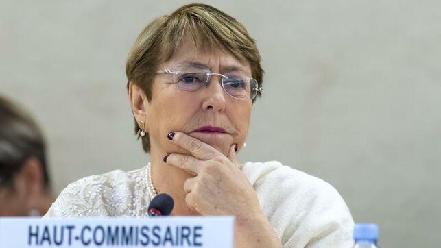 Michelle Bachelet: La situación es compleja, pero el informe contiene recomendaciones claras y concretas para el futuro