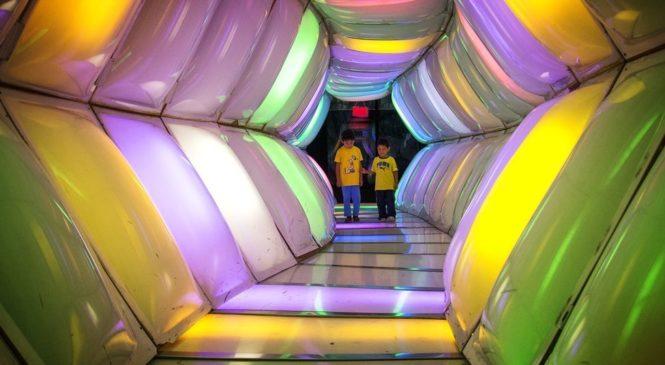 Otro recuerdo que se apaga, Museo de los Niños sin luz a causa de la delincuencia