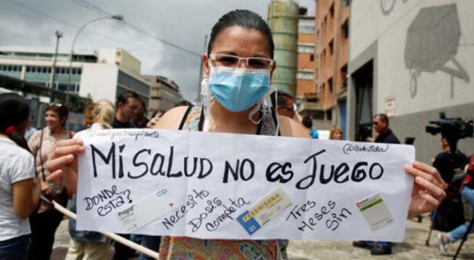 Hepatitis A un emigrante sin pasaporte en Venezuela