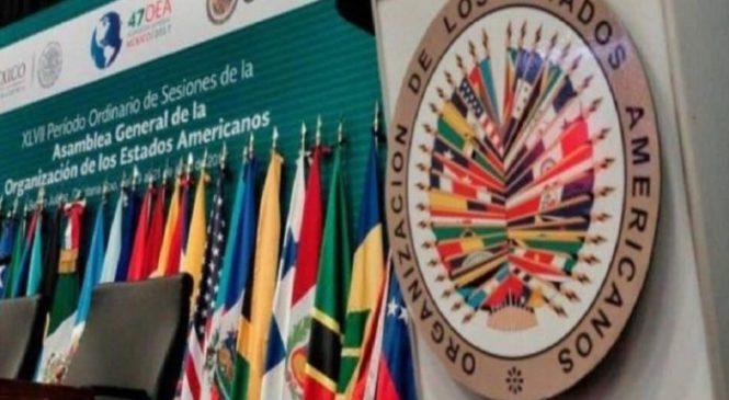 OEA presenta actualización del informe de Crímenes Internacionales en Venezuela