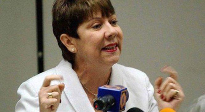 Cecilia Arocha fue suspendida de su cargo en la UCV por orden del TSJ