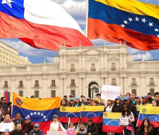 Chile aceptará a venezolanos sin papeles por reunificación familiar