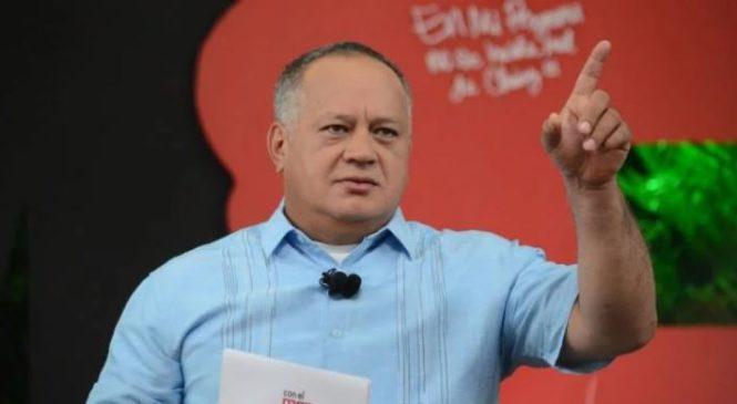 La nueva ocurrencia de Diosdado Cabello