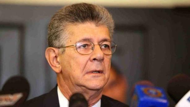 Diputados exigieron la liberación de Edgar Zambrano tras 100 días de su detención