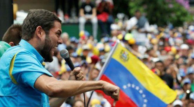 Hoy se cumple un año del secuestro de Juan Requesens por parte del Régimen de Maduro