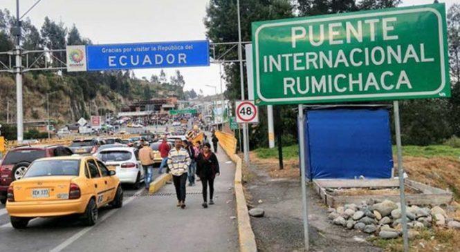 Colombia formula plan para ayudar a venezolanos por medidas Ecuador