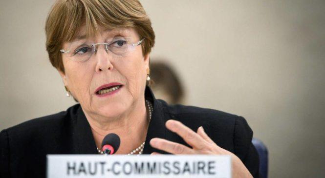Bachelet cree que la democracia de Venezuela puede reducirse aún más