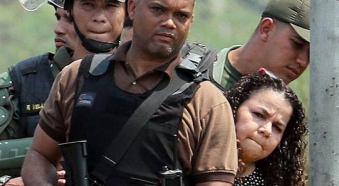La poderosa mujer señalada de ser el enlace entre el ELN y Maduro