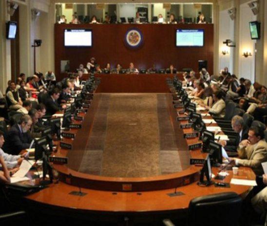 Países discutieron activación del TIAR en sesión de la OEA