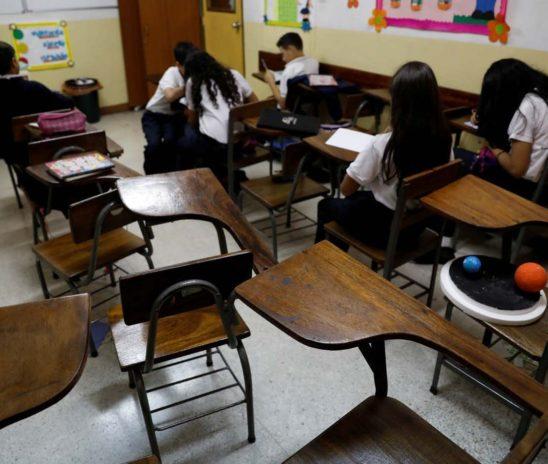 En Venezuela el 30% de graduados en primaria no ingresan a bachillerato