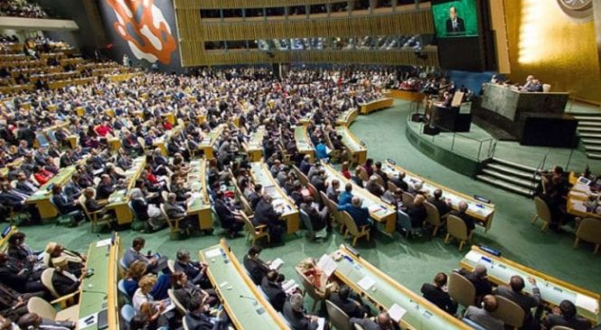 ONU aprobó resolución para la cooperación de DDHH en Venezuela