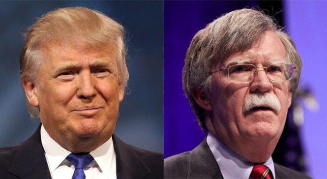 Trump despide a John Bolton de su cargo como asesor de seguridad