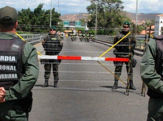 Colombia cerrará frontera con Venezuela este jueves