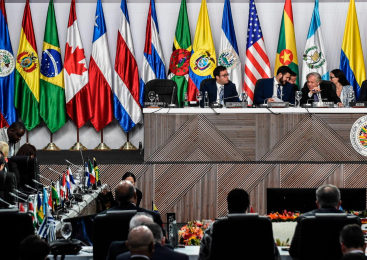 Países del TIAR evaluarán medidas para restringir viajes de líderes oficialistas