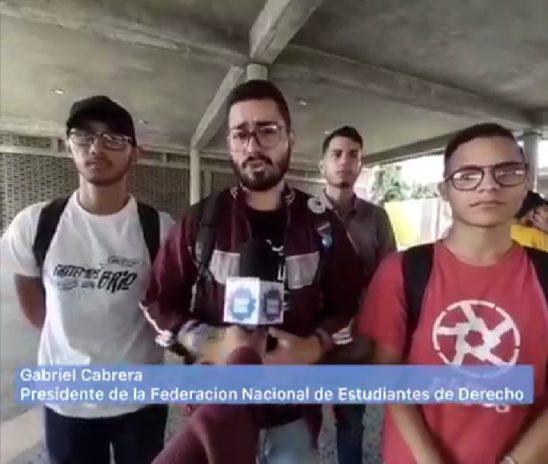 La Fened llamó a los venezolanos a asistir a la convocatoria del 16-N