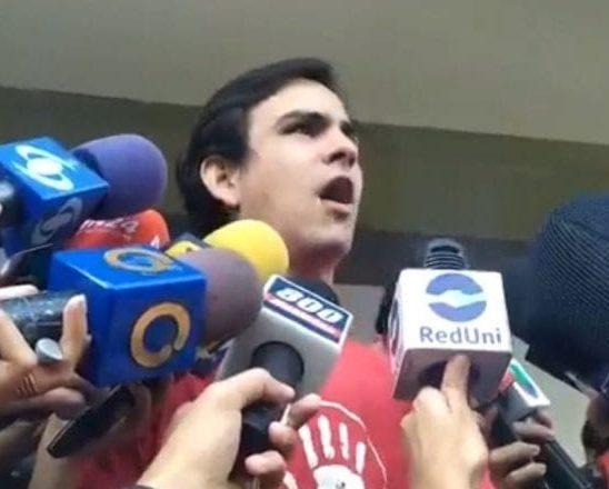 Rafael Punceles: Nos tomaron fotos y nos persiguieron