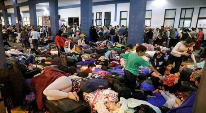 Brasil concedió estatus de refugiados a migrantes venezolanos