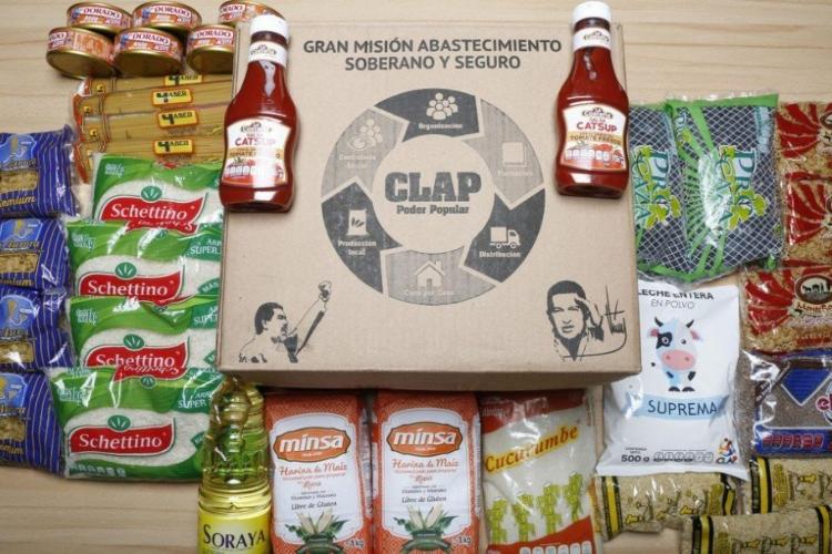 CLAP. Foto: Cortesía