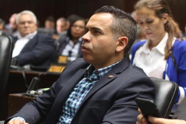 Diputado José Antonio Mendoza / Foto Cortesía