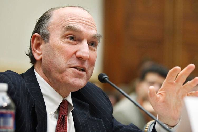 Elliott Abrams, enviado especial de Estados Unidos para Venezuela