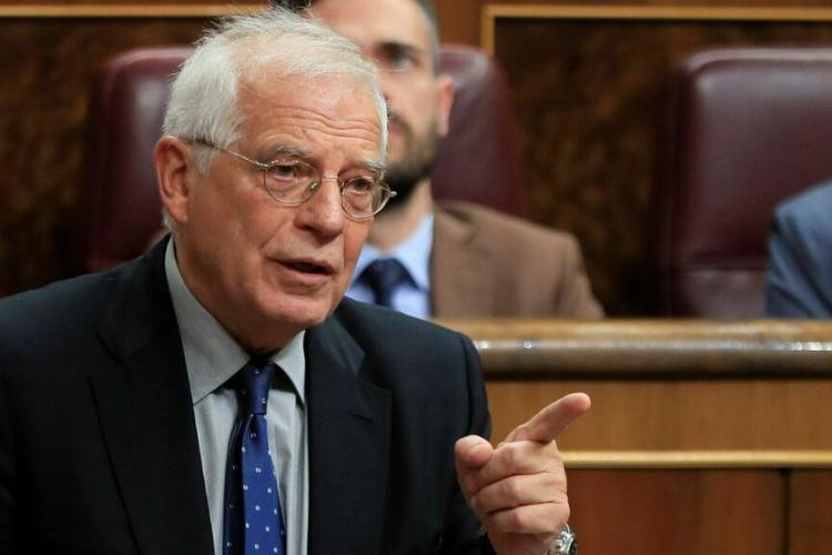 Josep Borrell / Foto Cortesía