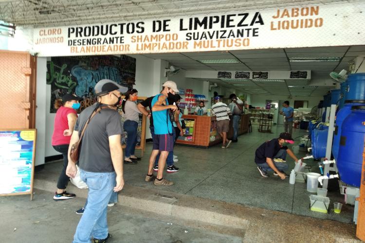 Medidas comercios Carabobo / Foto Todos Ahora