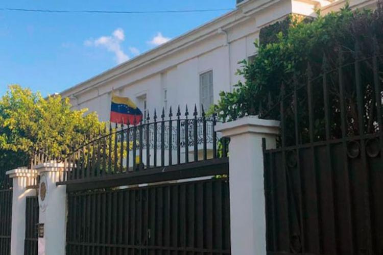 Embajada de Venezuela en Costa Rica / Foto Cortesía