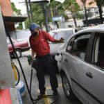 Gasolina en Caracas