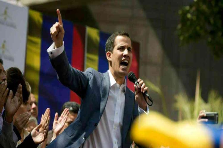 Juan Guaidó / Foto Cortesía
