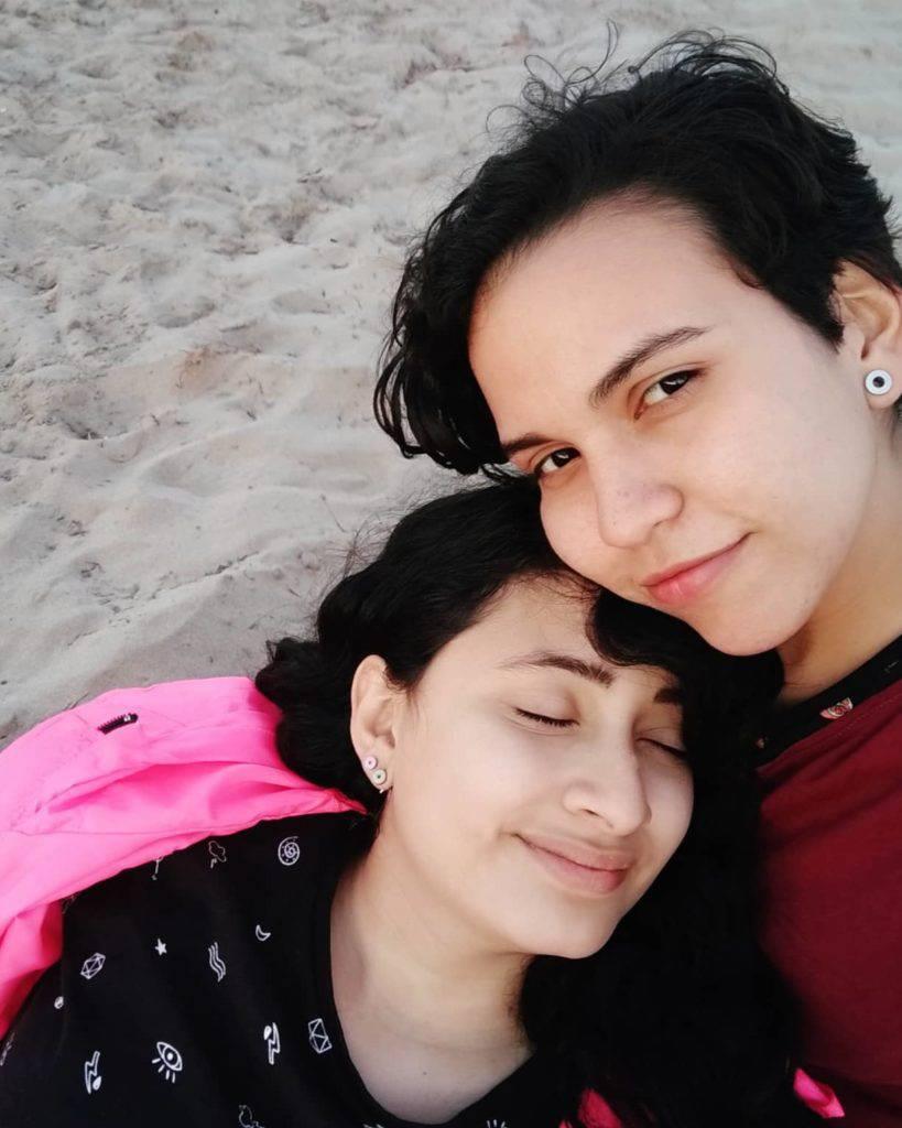 Reportaje LGBTQ. Ariana Hidalgo