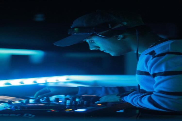 Joven DJ tachirense